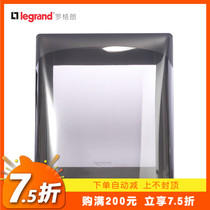Tcl Luoglang socket Waterproof box type 86 bathroom toilet wall switch waterproof cover transparent PC socket cover