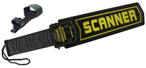 Subway hotel Security Special MD-3003B1 type Ultra-high sensitive handheld metal detector md3003b1