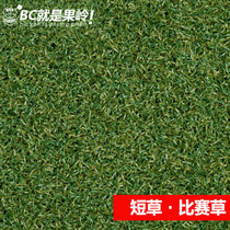 Golf Artificial green turf fast grass horticultural decorative grass Kindergarten garden Simulation Turf BC-8503