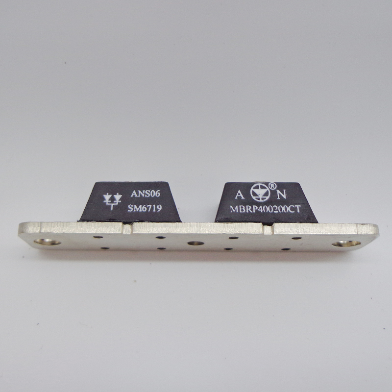 MBRP400100CT MBRP400200CT electroplating power supply dedicated Schottky diode module