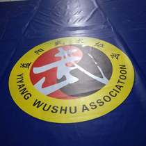 Professional wrestling mat cover single Wushu Sanda fight training Gabe PVC anti-skid Judo cushion cover Cloth Gymnastics Mat
