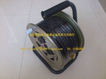 Wire Plate Japanese TOW coil coil cable disk 2x2 square 30.4-meter M jet certified custom-made