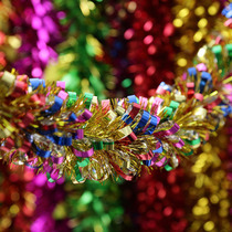 Wedding Supplies New Year flower ribbon color Bar Day birthday Christmas La Fa Wedding room decoration