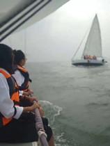 Xiamen sailing Xiamen Zeng Chu Ann departure five Rim Bay sailing Sea 1h gift Zeng Chu Ann Jellyfish Pavilion Tickets
