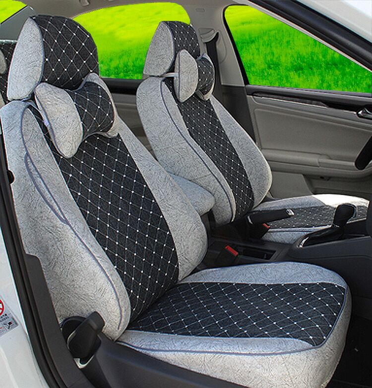 Ford New Fox Classic Carnival Carnival Seat Cover Four Seasons Full Package Linen Seat Cushion