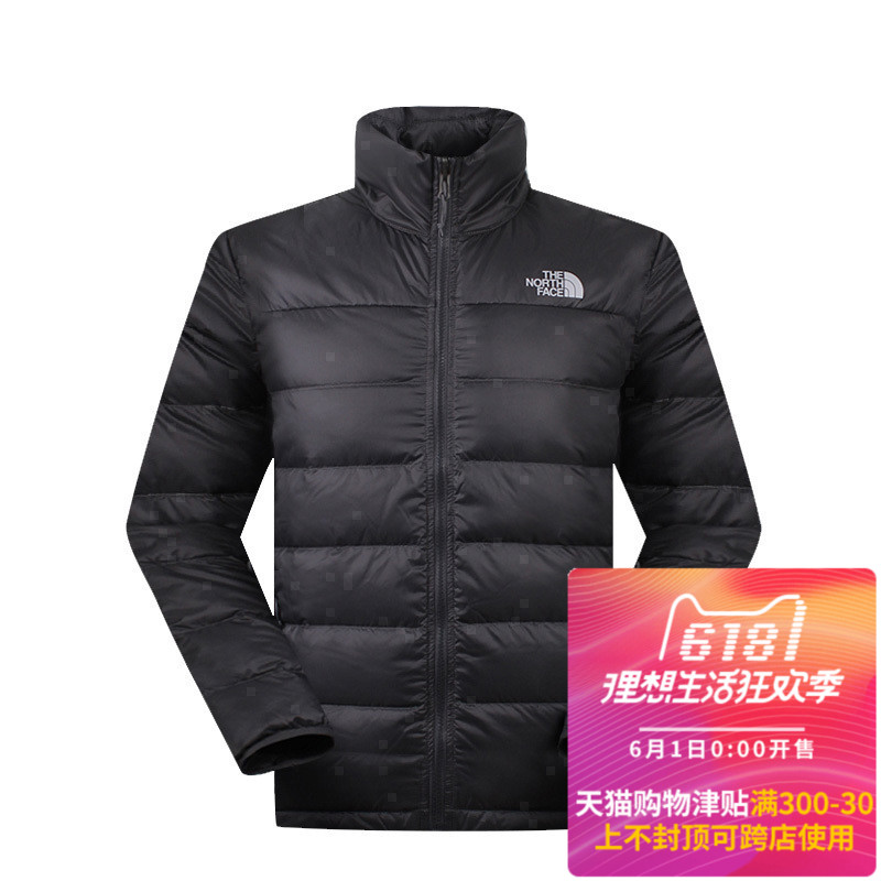 Fall and Winter The North Face Down Garment For Men and Women Outdoor 550 Pengs 368H/368U