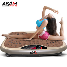 Assam fat-throwing machine lazy sports fitness equipment lean body, lean legs, lean stomach shaking machine weight-loss artifact