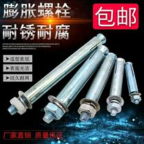 () galvanized expansion screw bolts with long tensile expansion pipe external expansion pipe screws with long bolts