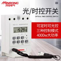 Световой выключатель индуктивный выключатель световой контроль времени световой контроль времени уличный фонарь таймер Таймер светочувствительный