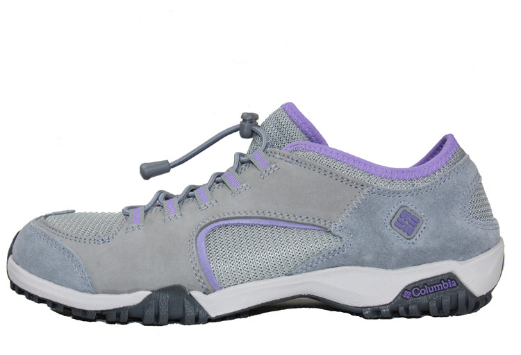 Columbia 18 spring and summer new ladies outdoor breathable lightweight travel casual shoes walking shoes DL1087