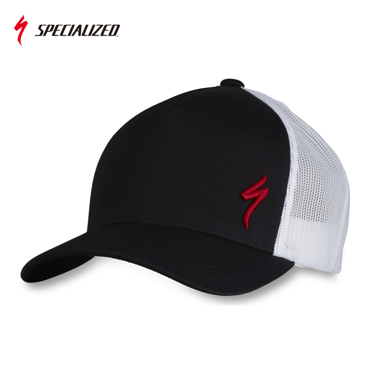 [The goods stop production and no stock]SPECIALIZED Lightning PODIUM TRUCKER Outdoor Casual Baseball Cap for Men and Women