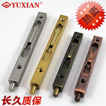 Yuxiang stainless steel Dark plug box Tiandi mother double door wooden door invisible lengthening green honggu copper Gold Black