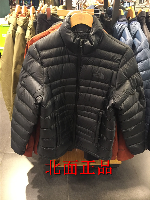 Baomai 17th Autumn and Winter The North Face North Men's 800-fluffy down jacket NF0A2XXL