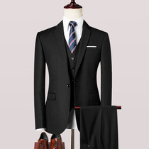 Mens slim and handsome suit set