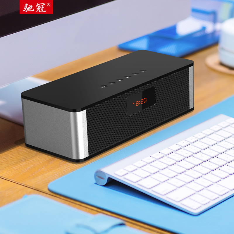 Chi crown DY21 desktop computer notebook subwoofer portable mini wireless bluetooth speaker small stereo