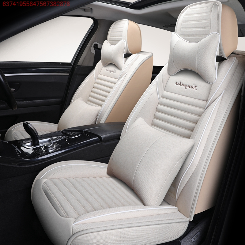 Suitable for Kias new generation of Ao Run kx3 dedicated fully enclosed seat cushion car cushion four seasons universal leather