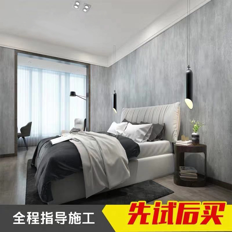 Cement paint wall paint clear water concrete art paint micro-cement wall ground integrated paint texture paint wall paint