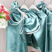 Comfortable spring baby clothes spring style summer loose match spring clothes six-year-old girl pajamas summer children