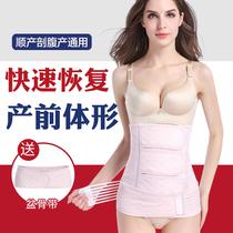 Postpartum abdominal pelvis pelvis pregnant women pregnant women broken abdominal production shackles girdle along caesarean section month girdle repair special