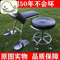 Correction bone chair Reset stool Cervical traction lumbar spine chiropractic techniques Tiger stool Bone stool Push massage massage