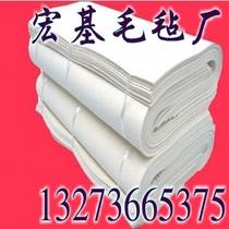 High-quality industrial felt high-density oil-absorbing oil-resistant soundproofing dustproof seal polished wool felt strip block