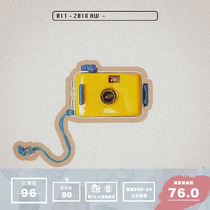 Snap Institute 2018 fool Lomo Camera built-in film waterproof ins camera can shoot creative gifts