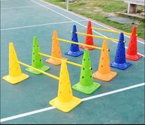 Équipement de formation de football basket ball signe seau obstacle signe cônes cônes de crème glacée Taekwondo formation obstacles stand