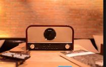 Sansui landscape desktop Bluetooth integrated radio HIFI CD player Home Mini audio
