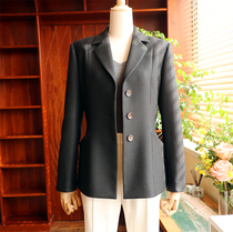 CM Cest moi such as you Japanese imported wool blended fabric Slimming Big Three suit pre-