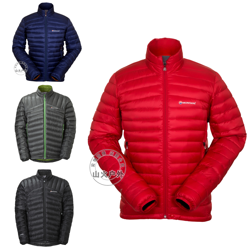 MONTANE FEATHERLITE Micro Down Jacket 750 Peng Water Resistant +RDS Down United Kingdom Synchronized