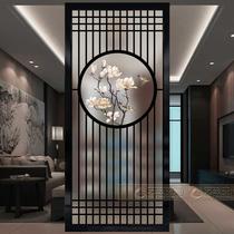 Nouvelle chinois moderne minimaliste Écran partition salon entrée salle de bains mat translucide double-face Entrée Entrée Pie