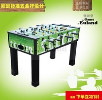 New Table Soccer Adult table Soccer machine table Football Platform football meeting stage