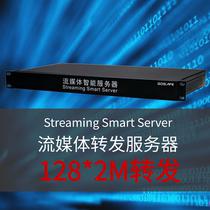 Встроенный сервер переадресации потоковой передачи HD-кодек видео с распределенным дисплеем декодирования один ко многим