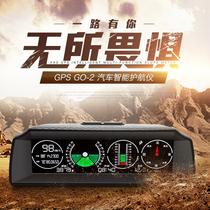 Уровень склона автомобиля внедорожный высота компас GPS автомобиль универсальный высокоточный самоходный универсальный балансир