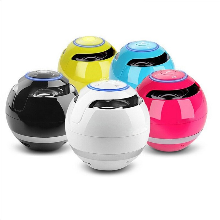 Mini rechargeable large volume can answer the phone card mobile phone small stereo wireless bluetooth speaker 4.0