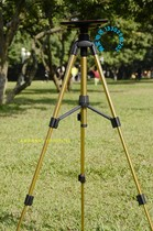 Taiwan imports Dongdings new non-magnetic aluminum alloy feng shui compass tripod which is shipped from Shenzhen