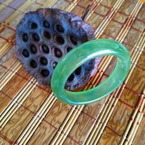 Natural Soapy Jade Bracelets Xiuyan Jade Bracelets 15#