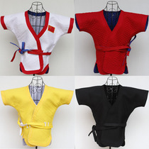 07 Chinese-style clothes wrestling clothes wrestling pants stays thickened wrestling clothes can be both sides to wear more colors