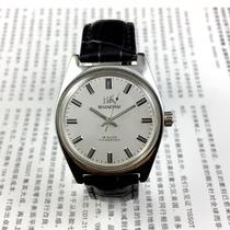 Original stock Shanghai brand 7120 manual mechanical watch inlaid with inlaid words
