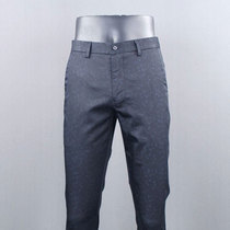 Foreign trade summer youth slim fit stylish casual micro-elastic pants