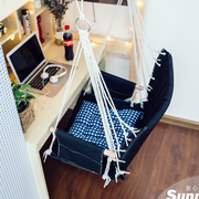Shipping College Dormitory chair chair student dormitory dormitory thick artifact indoor swing hammock chair