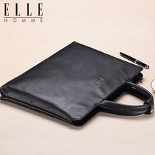 ELLE HOMME Genuine Men's Bag Handbag Men's Business Briefcase