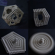 1000 round magic buckyballs magnetic ball ball toy magnet magnetic super spherical magnet 216