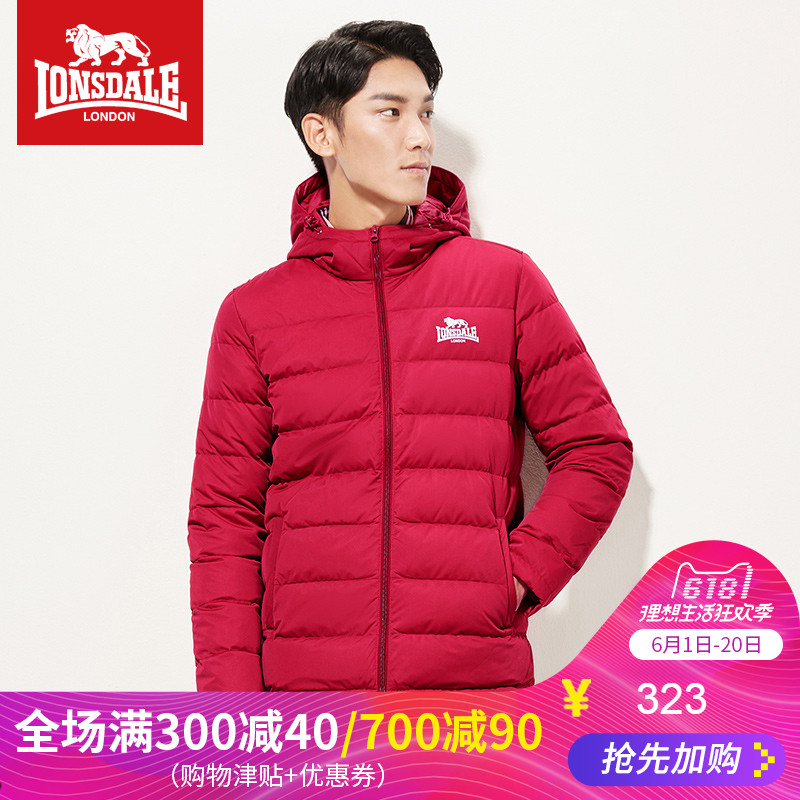 Dragon and Lion Dell Thicker Down Garment Men's Cap Fall and Winter 2019 Large Down Garment Men's Coat