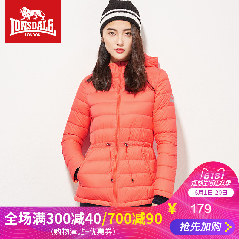 Dragon and Lion Dell Winter Down Garment, Light Down Garment, Women's Hat, Slim Down Garment
