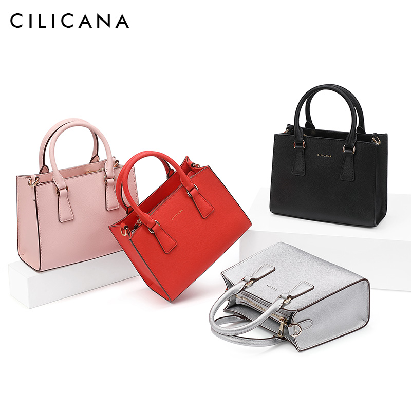 High-grade sense small handbag ladies new boom ins fashion slant bags simple and large capacity in 2019