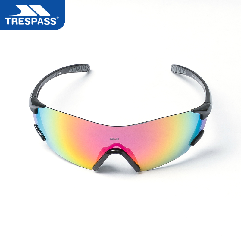 TRESPASS/ interesting Yue brand DLX series outdoor glasses polarized sunglasses riding UV protection sun