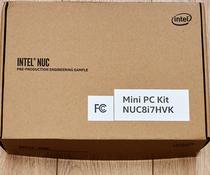 Intel Intel NUC8i7HVK4 Hades Canyon Core i7 64G memory 1T 4T Solid
