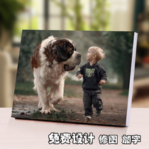 Ramina crystal pendulum wall to make print wash photos zoom in on photos沖 and repair pictures of children customized