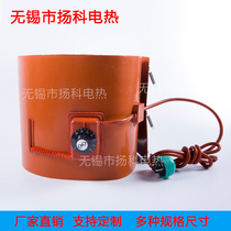 Factory Direct Sales 200 liter oil barrel plus tropical Silica gel plus tropical silicone rubber heating plate (Package for 10 years)